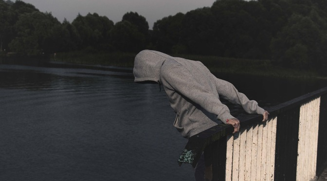Suicide Among Men – It's time to wake up!